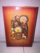 The Original Berta Hummel Christmas 1973 Music Box