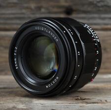 Voigtlander USA WARRANTY 50mm f/1.2 NOKTON Sony FE mount  FREE NEXT DAY