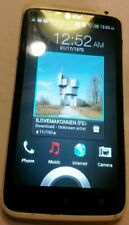 Used HTC phone Model Pj83100 1X AT&T Beats Audio works Parts Or Repair Only