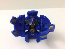 Bakugan - Laserman - Blue Aquos B1 Classic Small Ball 450g Rare Exposed Magnet!