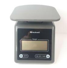 Brecknell Electronic 7lb Postal Scale Model Ps7 Tabletop Desk Digital