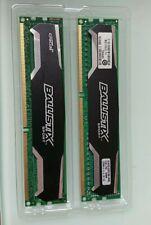 Crucial Ballistix 8GB (2 x 4GB) 240-Pin DDR3 SDRAM DDR3 1333 PC3 10600