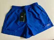 FULL TEAM SET of Mizuno Women's Track Royal Blue V Notch Shorts, New With Tags