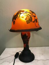 Art Cormier Lamp   Birds and Leaves