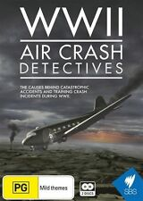 Wwii Air Crash Detectives - Germany DVD NEW