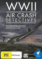 WWII Air Crash Detectives (DVD, 2015, 2-Disc Set)