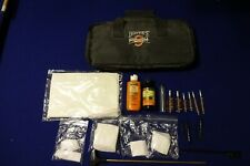 Hoppe's Premium Gun Rifle Cleaning Kit brass Rod Patches Accessories