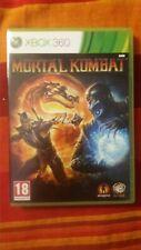 jeux xbox 360   MORTAL KOMBAT