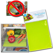 Fridge Liner Mat Kitchen Salad Drawer Food Fresh Saver Fruit Veggies Washable