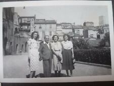 ALBUM PHOTOS ANCIENNES 1948  VOYAGE EN ITALIE PHOTOS + CARTES POSTALES
