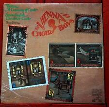 VIENNA BOYS CHOIR  Celebration of Carols  / ORIGINAL 1979 US Lp SEALED! MINT-!