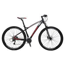 "29er 29"" Mountain Bike M370 27 Speed MTB Disc Brakes Aluminium Frame Bicycle"