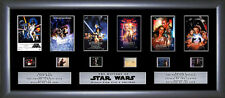 Star Wars Film Cell (First 6 Films) De Luxe Limited Edition