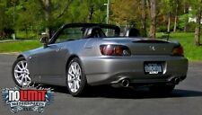 Honda S2000 Catback Exhaust Invidia Q300 Stainless Steel Dual Tips #HS00HS1GT3
