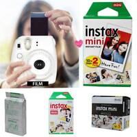 Fuji Instax Mini Film Sofortbildfilm 10/20/50 Bilder Mini 8 9 50 70 90 Kamera