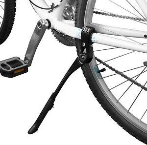 BV Bike Kickstand Alloy Adjustable Height Rear Side Bicycle Single Leg *NEW*