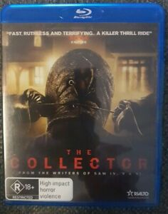 The Collector Blu-ray