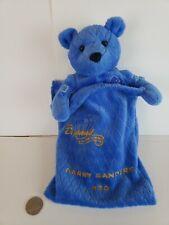 Salvino's NFL Detroit Lions Barry Sanders #20 Stuffed Blue Bear The Diamond Coll