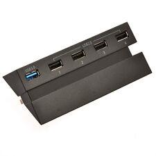 HUB 3.0 USB Adaptateur 5x Ports pour Console de Jeux Sony PlayStation PS4