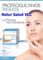 Proteoglicanos Praxis Pro_ 24 ampollas_Hidratantes_Reafirmantes_Con filtro solar