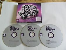 Ministry of Sound - 80s Groove Vol. 3 (3CD 2012)
