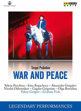 Sergei Prokofiev - War and Peace