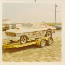 Vintage NHRA Drag Racing-Jimmy Varacalli-B/A HEMI Opel Kadett-INDY Nationals