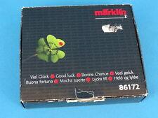 Marklin 86172 Good Luck Container Car Mini Club Z gauge
