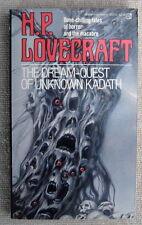 The Dream-Quest of Unknown Kadath by H.P. Lovecraft PB Ballantine 30233