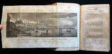 1813 Some Account Of LONDON by Thomas Pennant, Illust. Travelogue, 5th Ed., VG