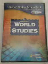 Teacher Online Access Pack Prentice Hall World Studies - CD-ROM: Brand New