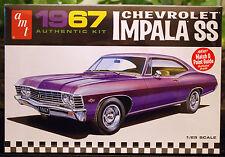 1967 CHEVROLET Impala SS, 1:25, AMT 981