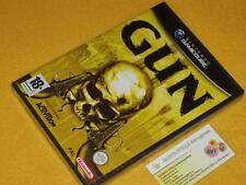 GUN x NINTENDO GAME CUBE GC versione PAL ITALIANA NUOVO SIGILLATO NEW FACTORY SE