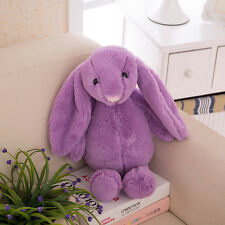 30CM Cute Bunny Plush Toys Creative Doll Soft Baby Rabbit Animals Birthday Gift