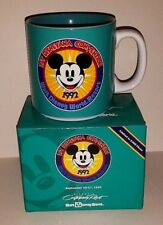 Walt Disney World 1St Disneyana Convention Mug 1992 Contemporary Resort Le 3000