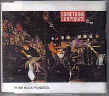 Something Corporate-Punk Rock Princess Promo cd single