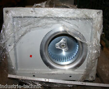 Ventilateur Radial 1,1KW Système D'Extraction Absaugmotor Abgasmotor