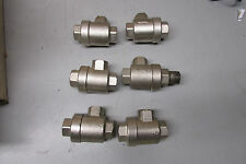 Numatics SEV50A  Quick Exhaust valve Lot of 6!
