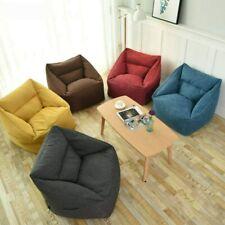Sitzsack Gaming Sitzkissen Sessel Bean Bag Chair Cover Erwachsene Indoor Outdoor