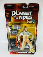 1999 Hasbro (Planet of the Apes) Commander Taylor Action Figure (New) Ages 4+
