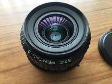 Pentax SMC A 28 mm K mount Lens F/2.8