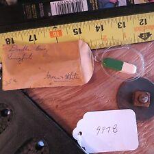 New listing Vintage King fish Doodle Bug fishing lure (lot#9978)