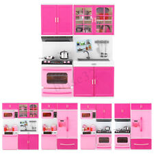 Kitchen Playset Play For Kids Pretend Play Toy Toddler Kitchenware Cooking Set