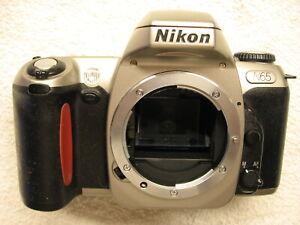 NIKON N 65 CAMERA W/STRAP