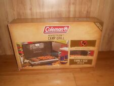 COLEMAN - NEW - PERFECTFLOW GRILL - PROPANE - CAMPING STOVE - INSTASTART  NICE !