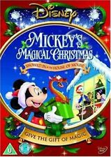Mickey's Magical Christmas - Snowed In At The House Of Mouse (DVD New & Sealed)