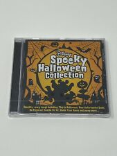 DISNEY SPOOKY HALLOWEEN COLLECTION - CD ALBUM - NEW & SEALED