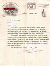 Document du 14/11/1924 LLANO COMPANIA  Mexico MEXIQUE