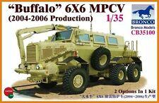 "Bronco 1/35 ""Buffalo"" 6x6 MPCV (2004-2006 Production) #35100"