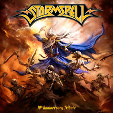 STORMSPELL - A Decade of Might & Magic: 10th Anniversary Tribute (KING DIAMOND)